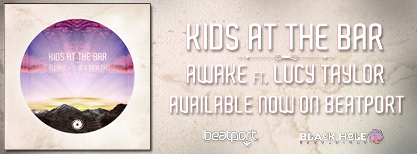 "Our newest track ""Awake"" ft. Lucy Taylor is Out Today on BEATPORT!! Black Hole Recordings describes Awake as ""a bright, party rocking vocal electro house track that paves the way for..."